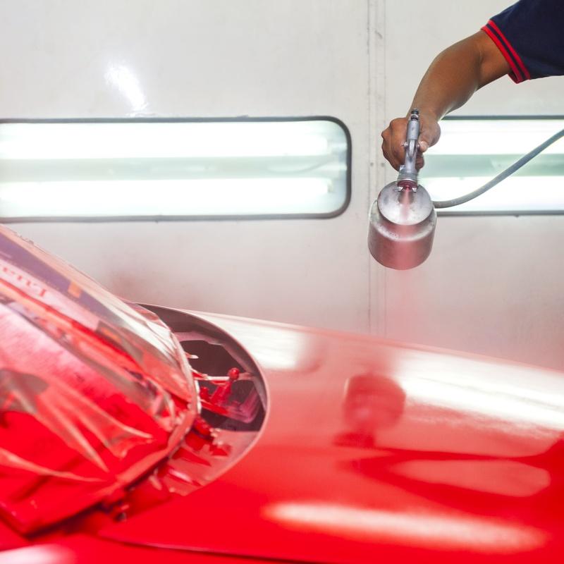 Chapa y pintura: Taller Mecánico de R Bombardo - Bosch Car Service