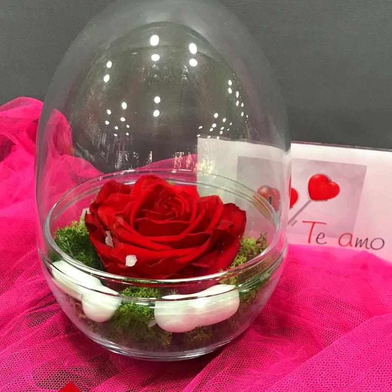 Rosas Eternas : Productos de Flores Madrid
