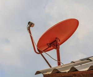Instalación de antenas satélites
