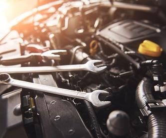 Mecánica y electricidad: Servicios de Miracar Automoción Gaber
