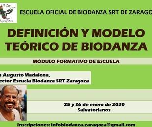 Módulo de Formación 'Definición y Modelo Teórico de Biodanza'