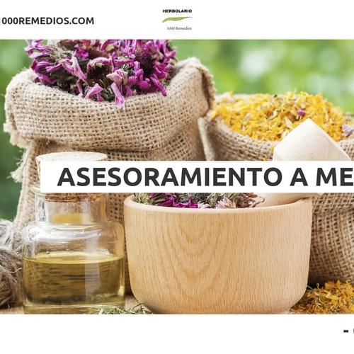 Herbolario 1000 Remedios | Herbolario y dietética Madrid Chamberi