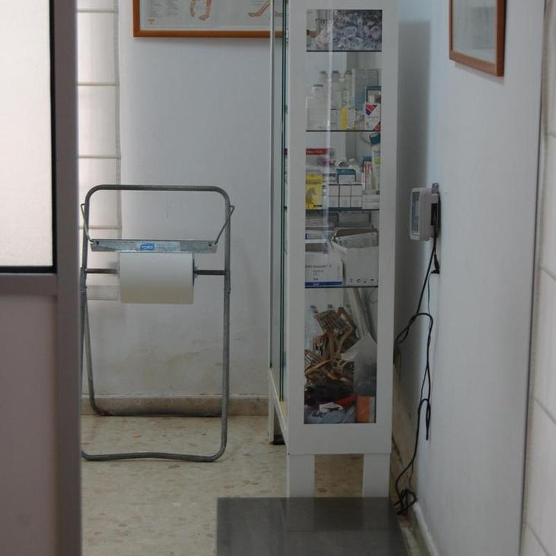 CIRUGÍA: SERVICIOS  de C. Veterinario Triana