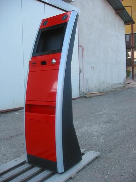 Máquina recreativa Kiosk3: Productos y servicios de 3DSWPRO