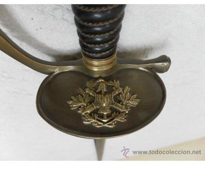 Espada de cenir Francesa escuela politécnica 1872: Catálogo de Antiga Compra-Venta
