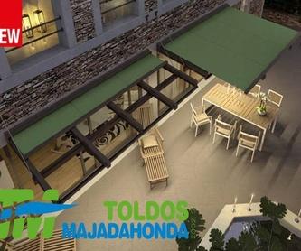 Galería de Toldos en Majadahonda | Toldos Majadahonda