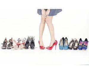 Zapatos elegantes para mujer