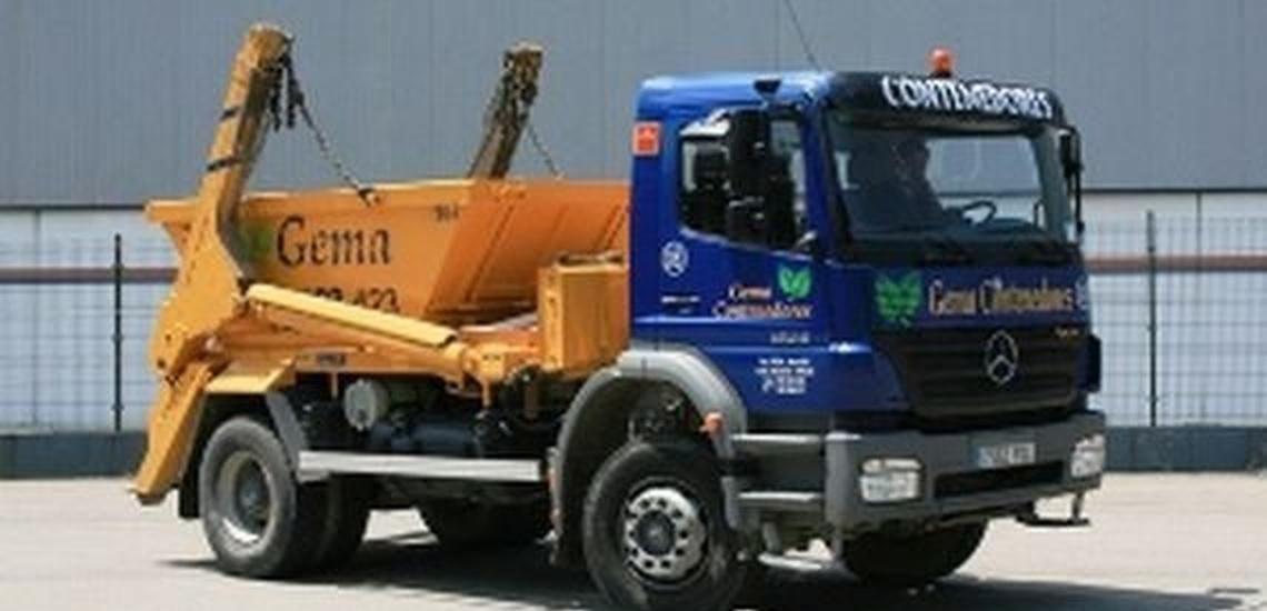Alquiler de contenedores en Asturias