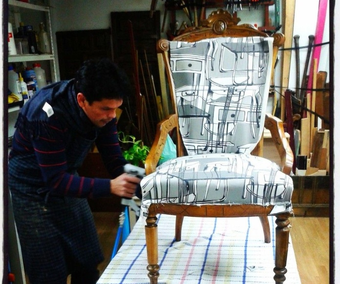 Cursos de restauración de muebles : Cursos de Restauración  de Restauraciones Poblet
