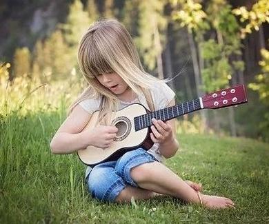 Grup de música per nens