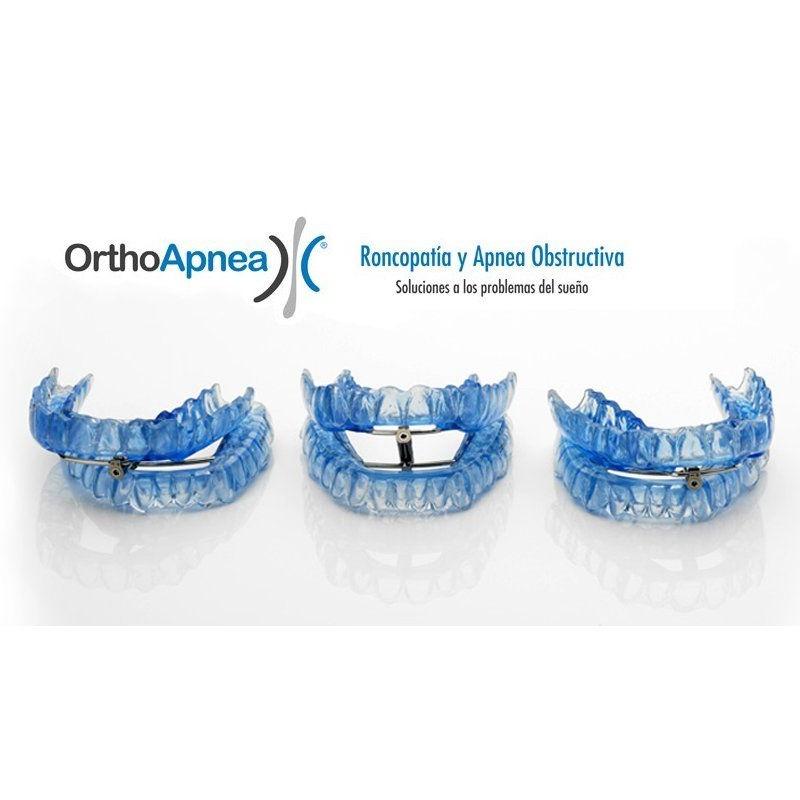 Férula orthoApnea: Tratamientos Dentales de Clínica Dental La Mallola