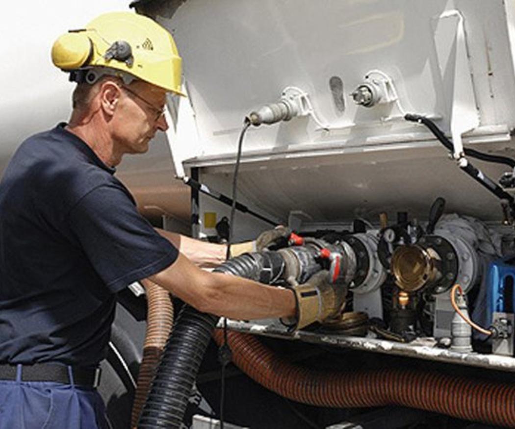 Seguridad en el transporte del gasóleo de calefacción