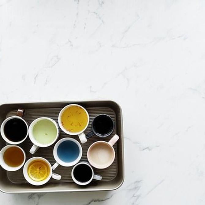 Maneras de limpiar el mármol