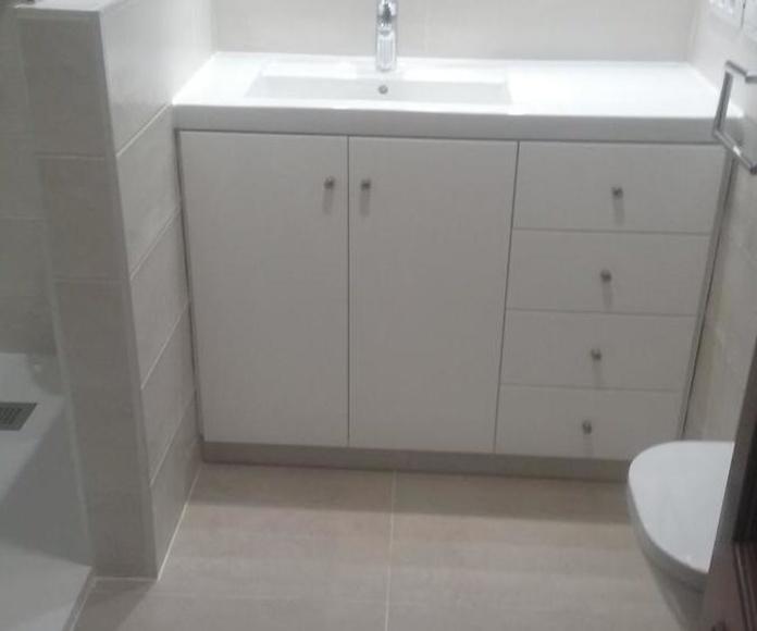 Reforma de baño en Santa Cruz de Tenerife