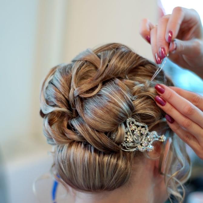 Ideas para recogidos de novia