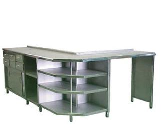 Fregaderos: Servicios de Metalistería Costa Cálida, S.L