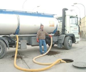 Suministro de agua en Madrid centro | Transportes Nuño