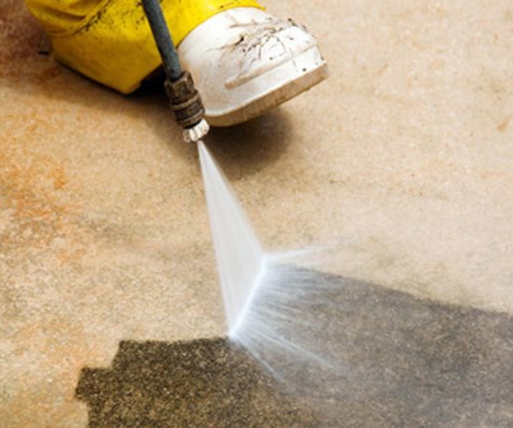 Apuntes sobre la limpieza de los garajes