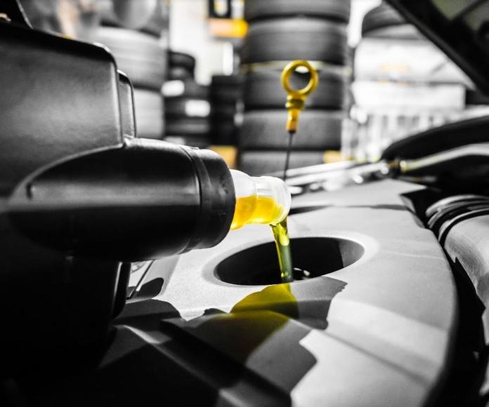 Aceite y filtros: Servicios especializados de Mecánica Express Resmontrucks