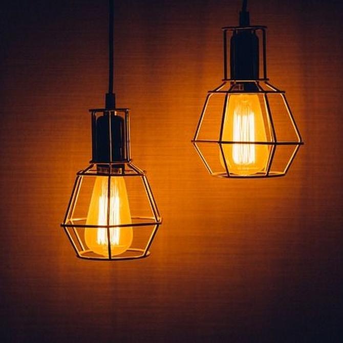 Las tendencias de 2018 en lámparas para tu hogar
