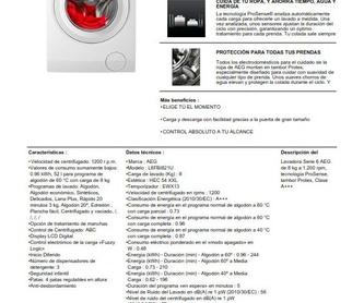 Hornos eléctricos: Servicios de Ramilux