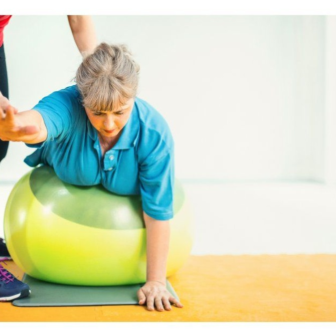 La importancia del ejercicio físico en los ancianos