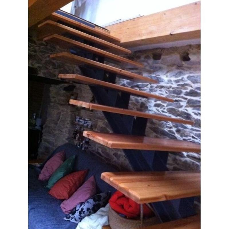 Escaleras: Productos y servicios  de Norcierre