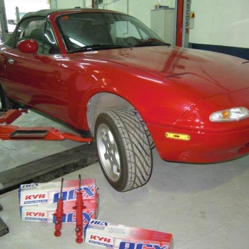 Reparación de chapa de automóviles