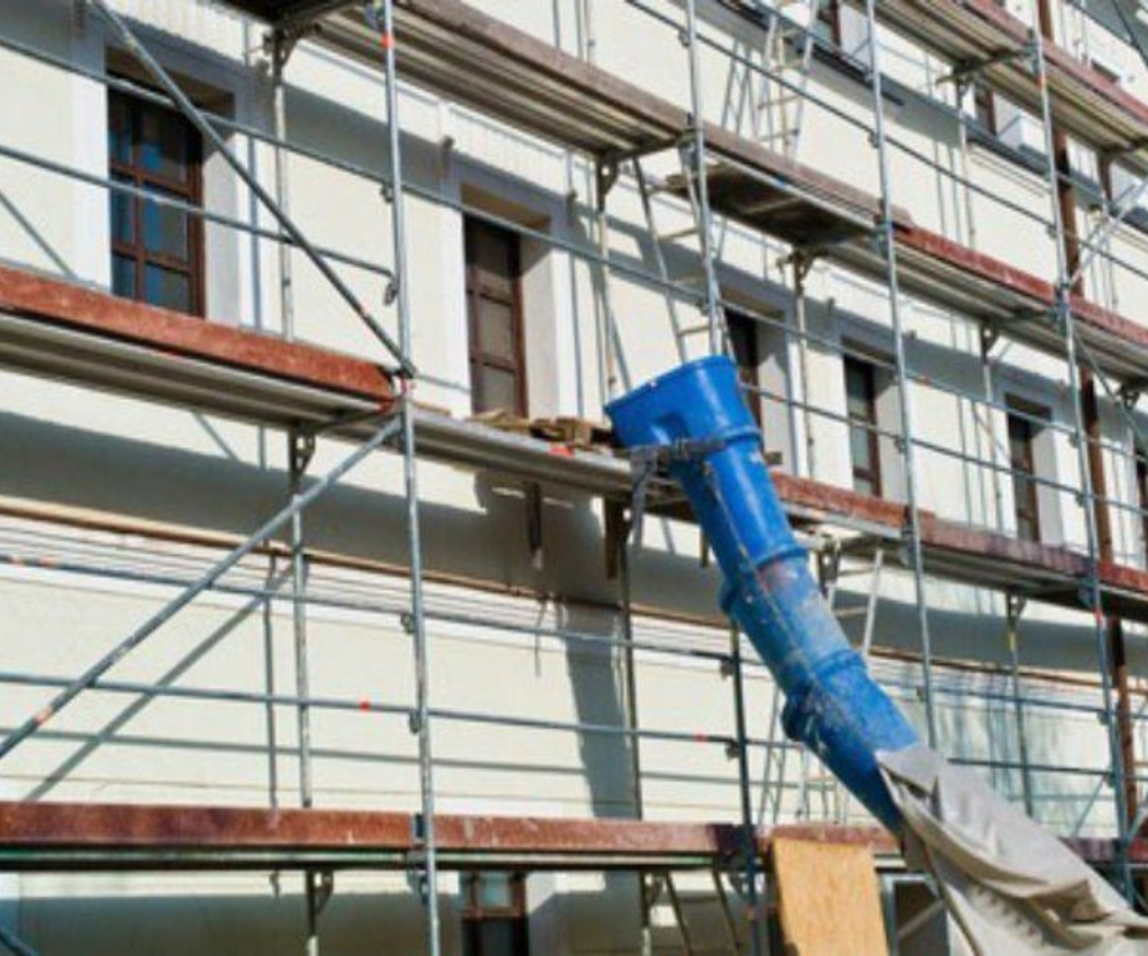 Trabajos de reparación tras una ITE desfavorable