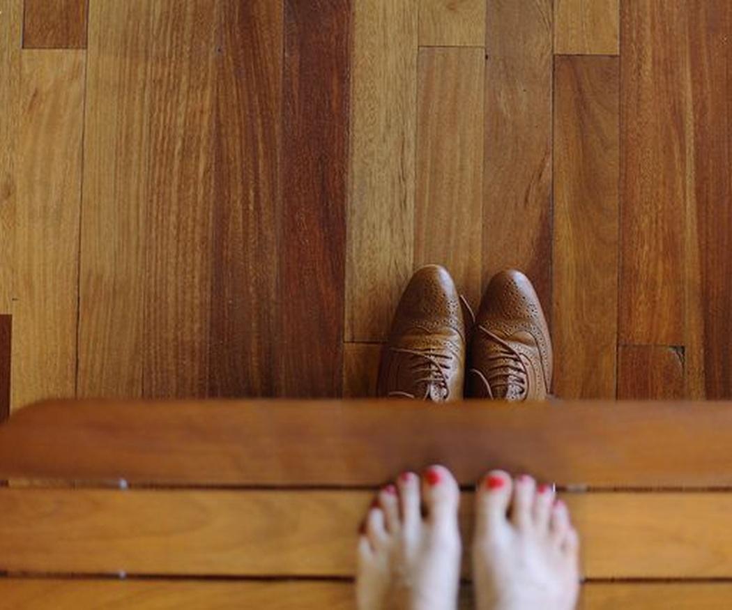 Tarimas exteriores de madera: cómo jugar con la estética