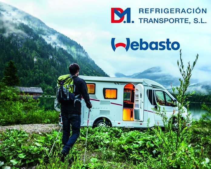 Soluciones de temperatura para mayor confort en vehículos recreativos: Servicios de DM Refrigeración Transporte