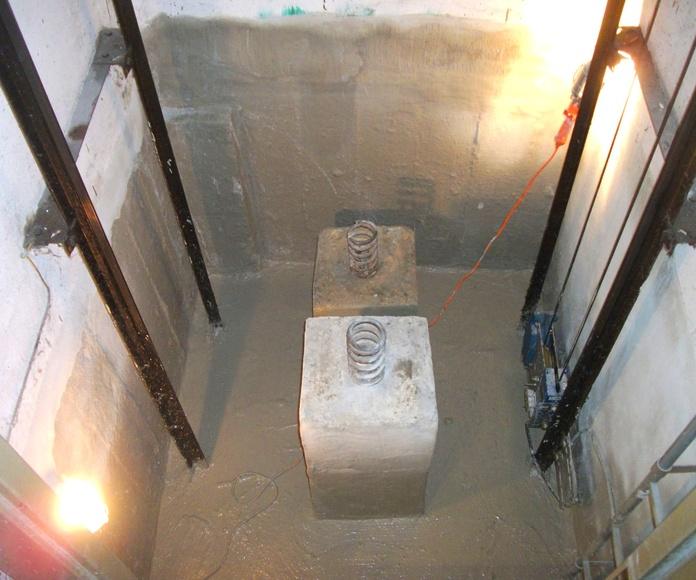 impermeabilizacion de fosos de ascensor aviles
