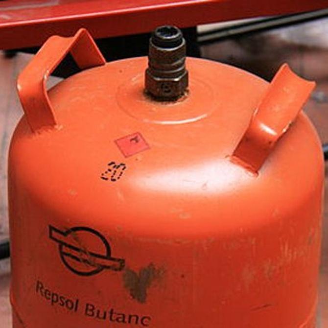 Motivos para cambiar la bombona de butano por instalación de gas