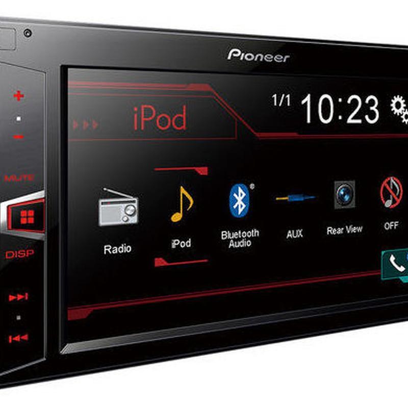Oferta Auto Radio Pioneer MVHS290BT Pantalla táctil Usb y Bluetooth