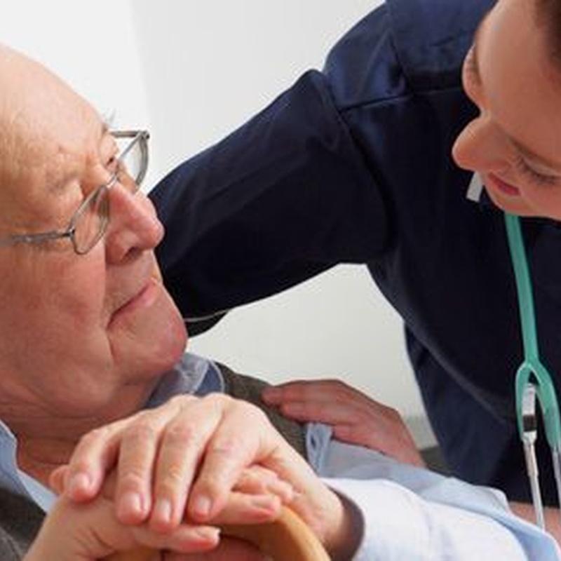Asistencia a domicilio: Servicios gerontológicos de Unidad de Servicios Gerontológicos