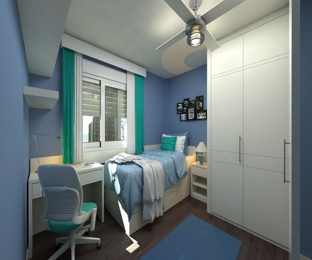 Ideas para un dormitorio juvenil