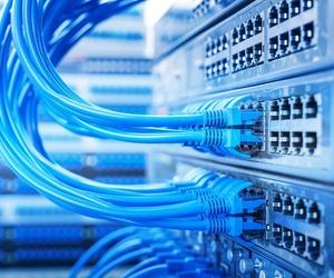 Instalación de redes de datos en Derio
