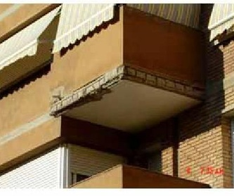 Refuerzos estructurales:  Servicios de Restuc