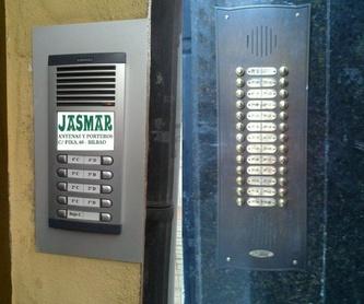 Intalación, reparación y mantenimiento de antenas de TV/Satélite: Catálogo de Jasmar