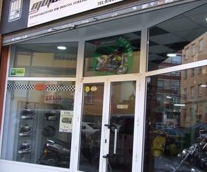 Reparación de motocicletas y ciclomotores