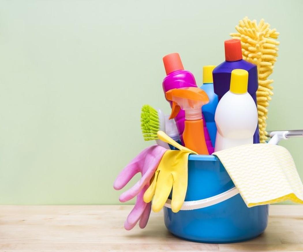 La limpieza en los gimnasios
