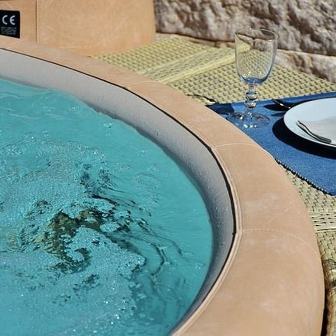 Diferencias entre el spa exterior y la bañera de hidromasaje