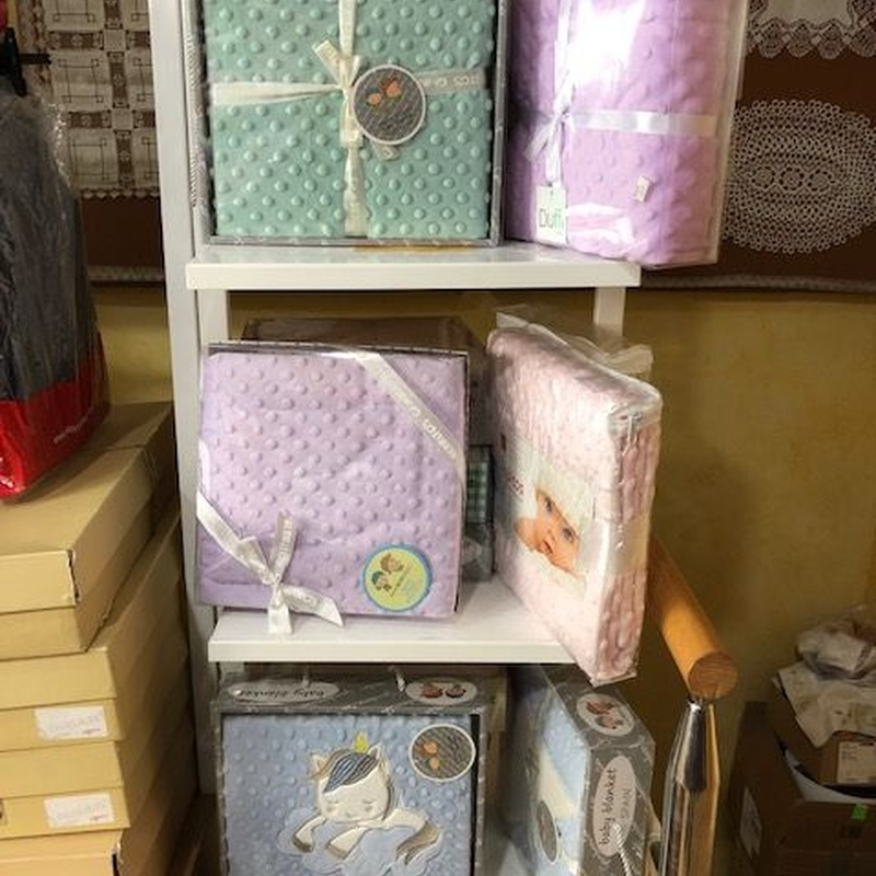 Hogar textil: Productos de Bordados Dori