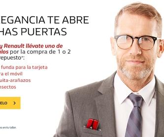 NUEVO MEGANE: PRODUCTOS Y OFERTAS de RAUL MOTOR