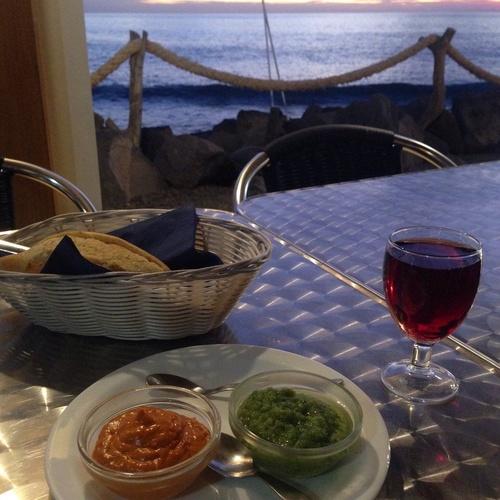 Restaurant with views in Los Llanos de Aridane