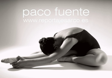 Book para modelos, actrices, danza en Burgos. Fotógrafo en Burgos