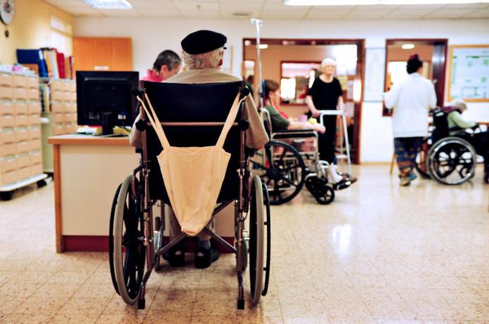 Residencias geriátricas: Servicios de Lodepa