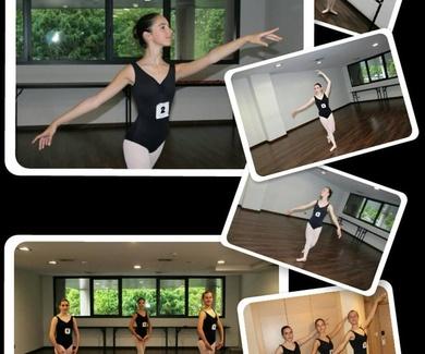 Resultados del Examen oficial de la Royal Academy of Dance