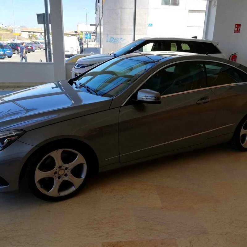 MERCEDES-BENZ Clase E Coupe E 220 BlueTEC 2p: Nuestro Stock de Bon Cars