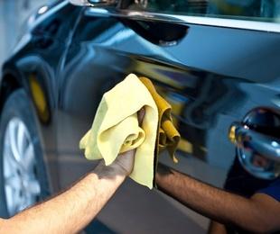 Limpieza integral de vehículos